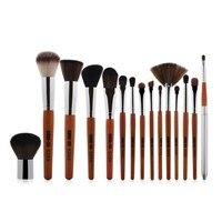 15 Pcs 1 Set Makeup Brushes Professional Synthetic Cosmetic Makeup Brush Foundation Eyeshadow Eyeliner Brushing Brush