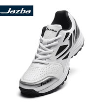 Jazba ONEDRIVE 110 Mens Cricket Rubber Cleats Shoes Men Sneakers Breathable Cushioning Outdoor Sport Best for