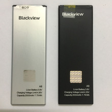 MATCHEASY 100% Original New FOR Blackview A8 Battery Replacement 2050mAh Li-ion Backup For Smart Phone