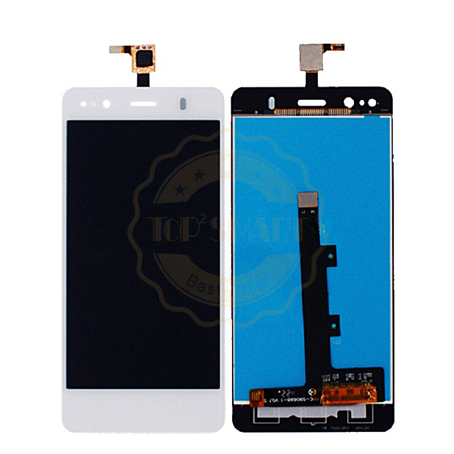 For BQ Aquaris A4.5 4.5' High Quality LCD Display Touch Screen Digitizer Assembly 100% Guarantee Mobile Phone LCDs