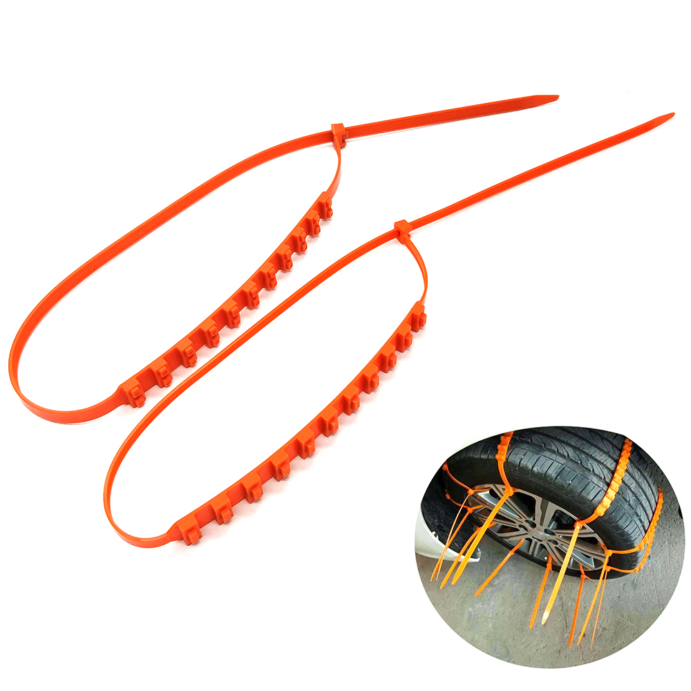 Nylon Cable Tie 9*900mm 12*900mm For Car Truck Snow Mud Wheel Tyre Tire Cable Ties 5PC10PC20PC