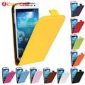Чехол для телефона для samsung Galaxy S4 Mini S 4 S4mini i9500 i9190 S5 S6 S7 Edge S8 S9 Plus кожаный чехол s Coque Etui Capa Fundas - фото