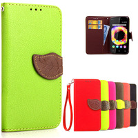 Case for Wiko Sunset 2 Silicone Back Cover Sunset2 Beauty Leather Wallet Flip Card Holder Telephone Case For Wiko Sunset 2 Coque