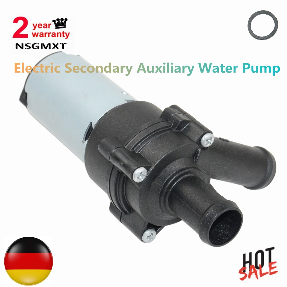 AP01 Electric Secondary Auxiliary Water Pump For VW Jetta Golf Audi A3 A4 A6 S4 TT 0392020039 078965561 1312453 11254031101