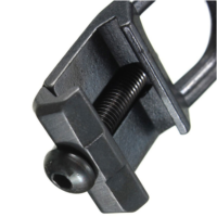Sling Mount Plate Adaptor Attachment fits 20mm Picatinny Rail Adapter Black VH