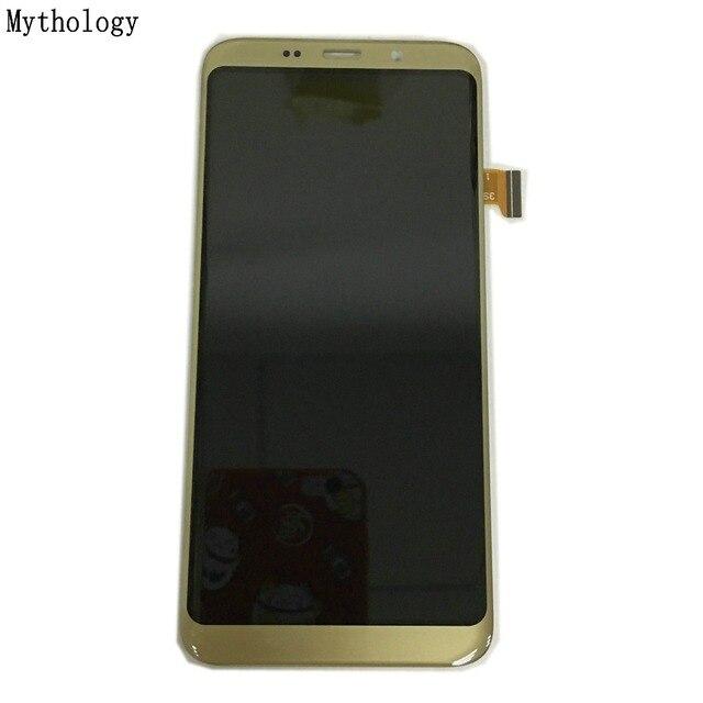 ตำนานหน้าจอสัมผัสสำหรับ Bluboo S8 5.7 นิ้ว touch panel โทรศัพท์มือถือ LCD ซ่อมเครื่องมือสต็อก