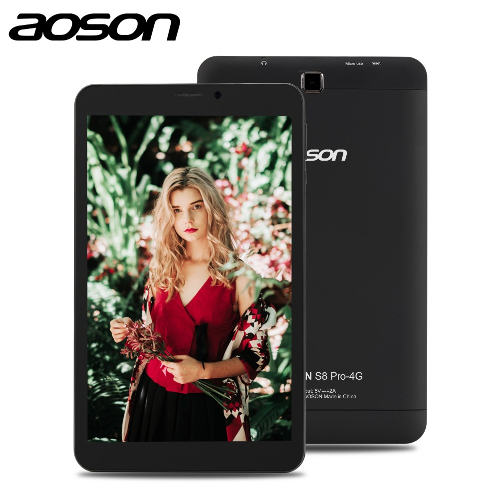 Clearance!AOSON 8 inch 4G LTE phone call Tablets 800*1280 HD IPS MTK8735B Quad-core 1GB RAM+16GB ROM Bluetooth GPS android 6.0Clearance!AOSON 8 inch 4G LTE phone call Tablets 800*1280 HD IPS MTK8735B Quad-core 1GB RAM+16GB ROM Bluetooth GPS android 6.0