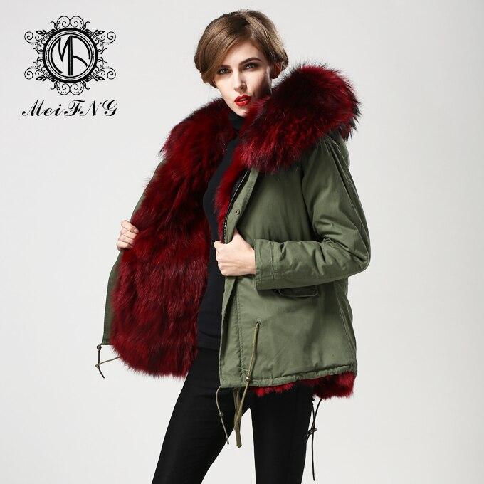 Aliexpress.com : Buy Fashion elegant cashmere jacket removable fox ...
