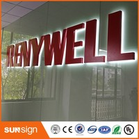 High Quality Advertising Backlit High Quality Illuminate Sign