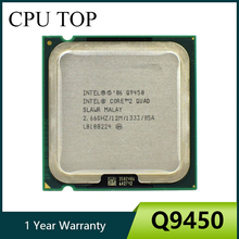Intel Core 2 Quad Q9450 מעבד 2.66GHz 12MB 1333MHz LGA 775 מעבדlga 775 cpu775 cpucore 2 quad