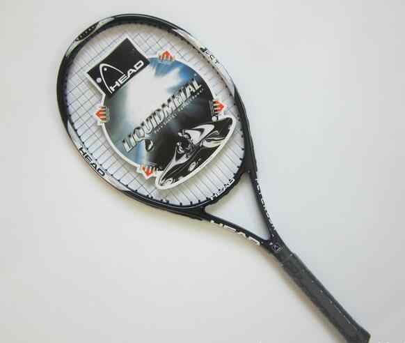 Manufacturers wholesale tennis racket Free Shipping Tennis Racket raquete de tennis Carbon Fiber Top Material tennis