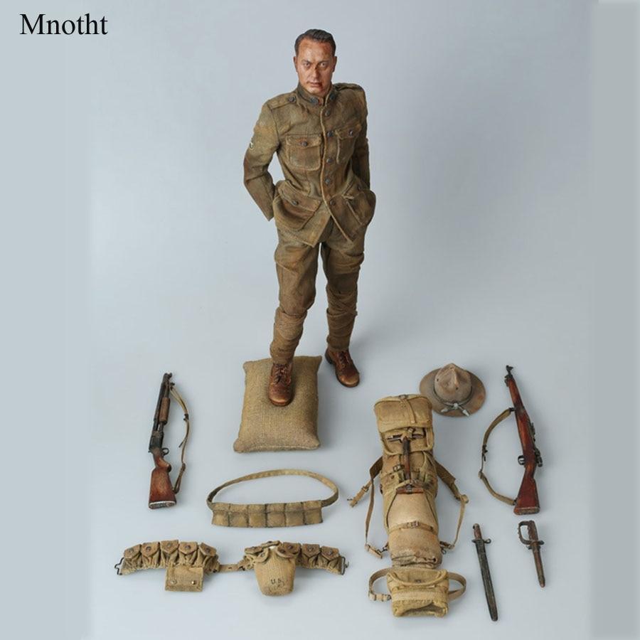 Collection 1/6 Soilder Cloth for DID A11010S 1917 World War I U.S. Infantry Dolls berman lyndon johnson s war cloth
