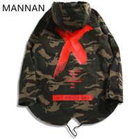 MANNAN Winter Jacket Men Modis camouflage Winter Winter Men Men X Coat Jacket Camo Sunday Jacket Us