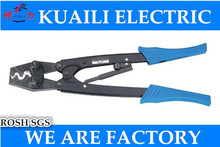 1PCS Crimping Tool Crimping Pliers HS-22 Piler 5.5-25mm2 10-3AWG Ratchet Terminal Crimping Tools (Japanese Style)