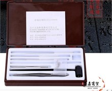 Non-disposable acupuncture Silver needles bag Chinese medicine USES acupuncture to burn packets free shipping(China)