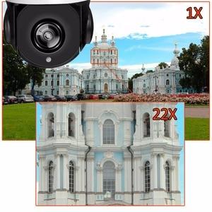 Image 4 - 3G 4G 1080P WIFI IP CCTV Security Camera Outdoor Wireless PTZ Speed Dome Surveillance IP Camera 22X Optical Zoom SIM SD Card Cam