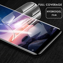 3D Screen Protector For Redmi Note 7 6 5 Pro Full Cover Soft Hydrogel Film Xiaomi 9 8 Lite Mix 3 Max PocoPhone F1