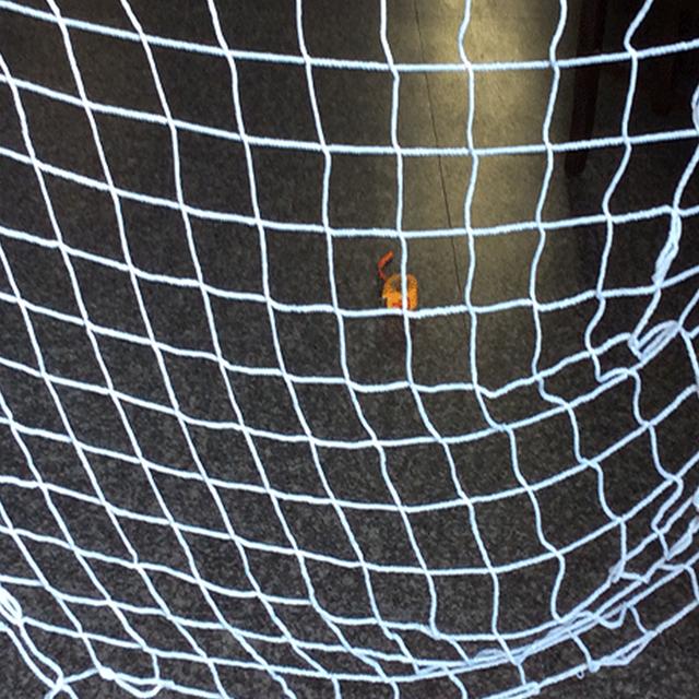 Full Size Football Net for Soccer Goal Post Junior Sports Training 1.8m x 1.2m