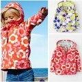 2014 invierno y otoño mujer niño para el mini boden zanja chaqueta exterior prendas de vestir exteriores