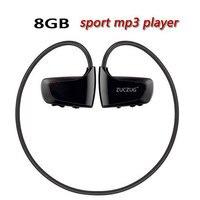 ZUCZUG W262 8GB Mp3 Player Sport MP3 Music Player Earphone Headphone Running Mp3 Player