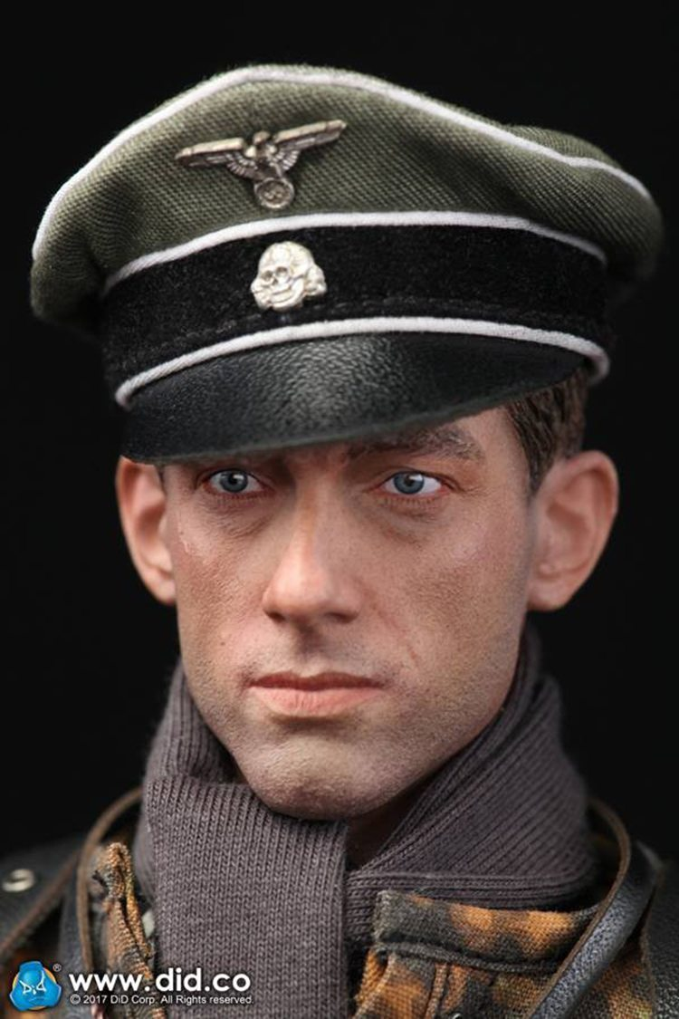 12th German SS Youth SS Armored Division Reiner 1/6 Soldiers Action Figure Model D80118