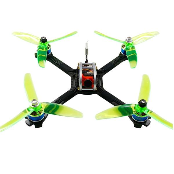 LDARC 200GT 200mm F4 OSD FPV Racing Drone BLheli_S 5.8G 16CH 25mW 100mW VTX 600TVL PNP