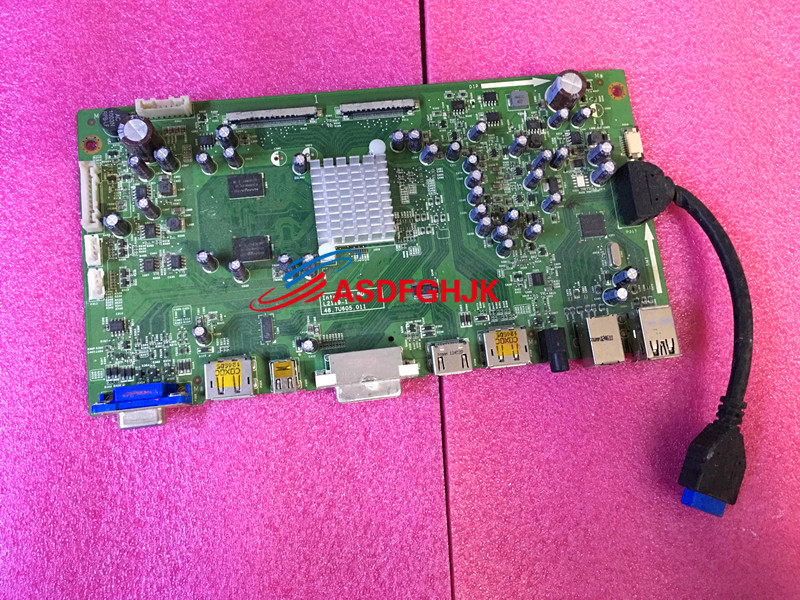 Original for dell U2913WMt Main Board L2119-1 48.7U605.011 Tests goodOriginal for dell U2913WMt Main Board L2119-1 48.7U605.011 Tests good