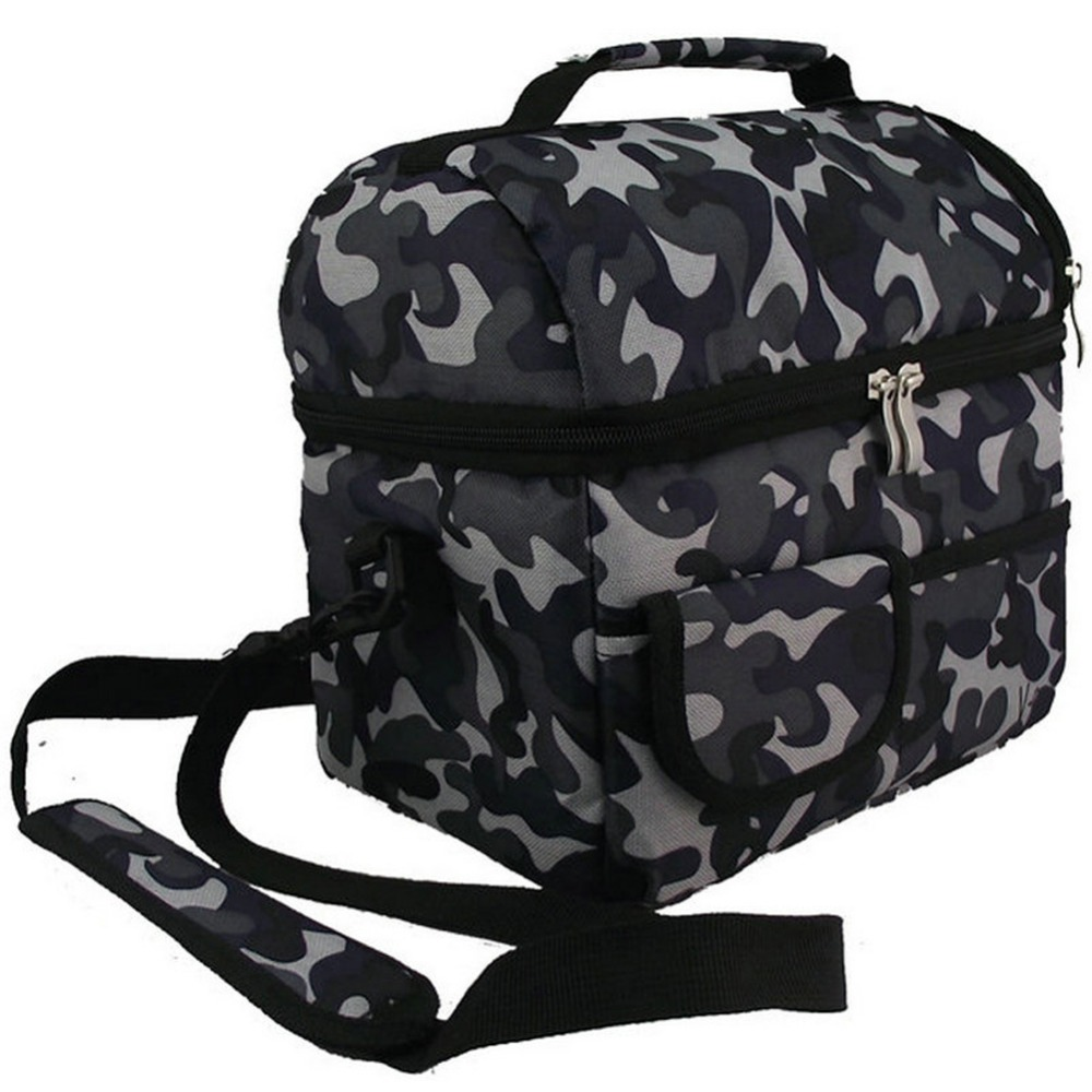 lunch  bags black