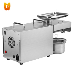 Electric oil press machine /stainless steel multi-functional oil presser
