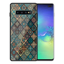 For Samsung mobile phone case S10 Plus s10 lite 5G camouflage glass for garaxy plus pho