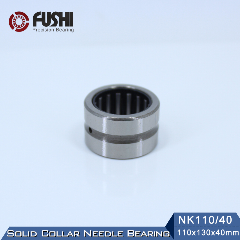 NK110/40 Bearing 110*130*40 mm ( 1 PC ) Solid Collar Needle Roller Bearings Without Inner Ring NK110/40 NK11040 BearingNK110/40 Bearing 110*130*40 mm ( 1 PC ) Solid Collar Needle Roller Bearings Without Inner Ring NK110/40 NK11040 Bearing