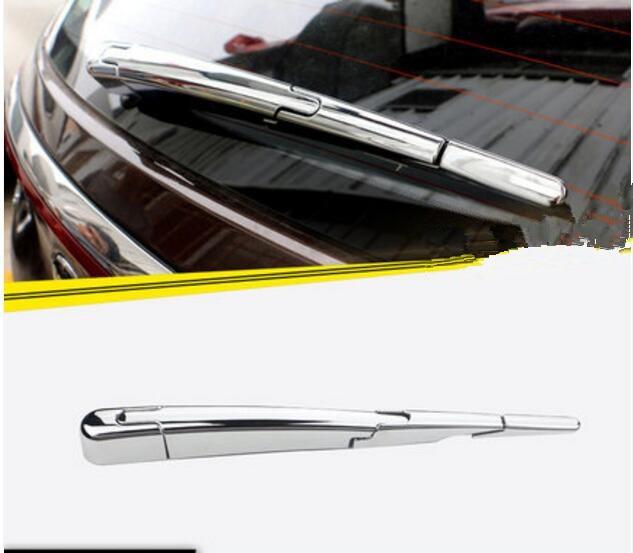 For Kia Sportage KX5 2016-2017 Matte Inner Rear Tail Gate Door Handle Cover Trim