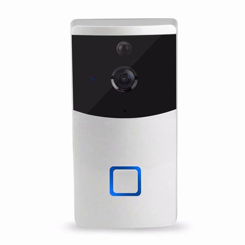 Smart Home Wireless Doorbell WIFI Video Intercom Waterproof Camera Night Version PIR Infrared Detector Cellphone Talk-back