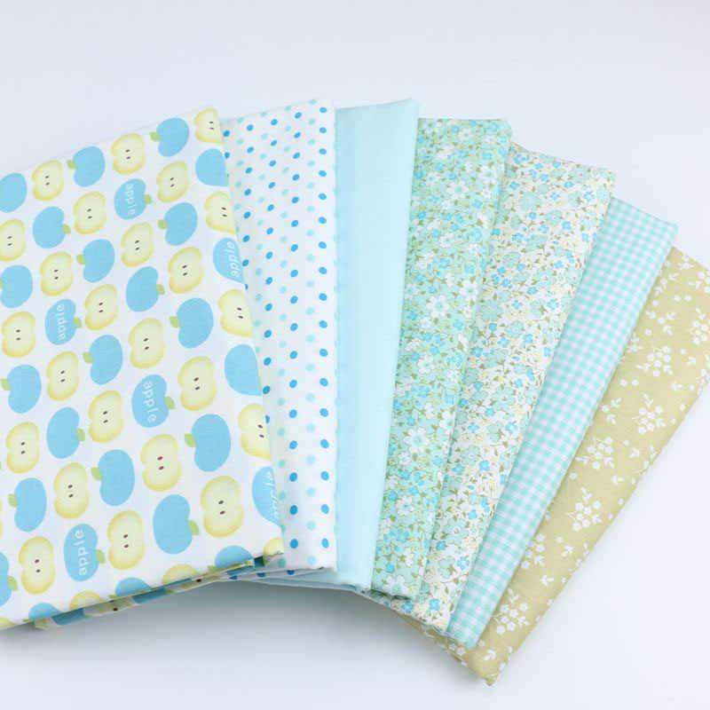 Nadruk kwiat tkanina bawełniana w kratę do robienia ubrań do szycia prześcieradło obrus patchworkowy poszewka na poduszkę tkaniny do DIY dla dziecka