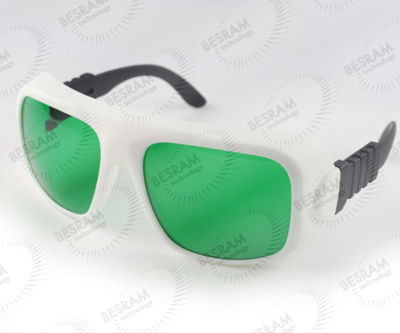 600nm-1100nm OD2+ 808nm 980nm OD4+ Laser Protective Goggles Safety Glasses RTD-2-36 CE
