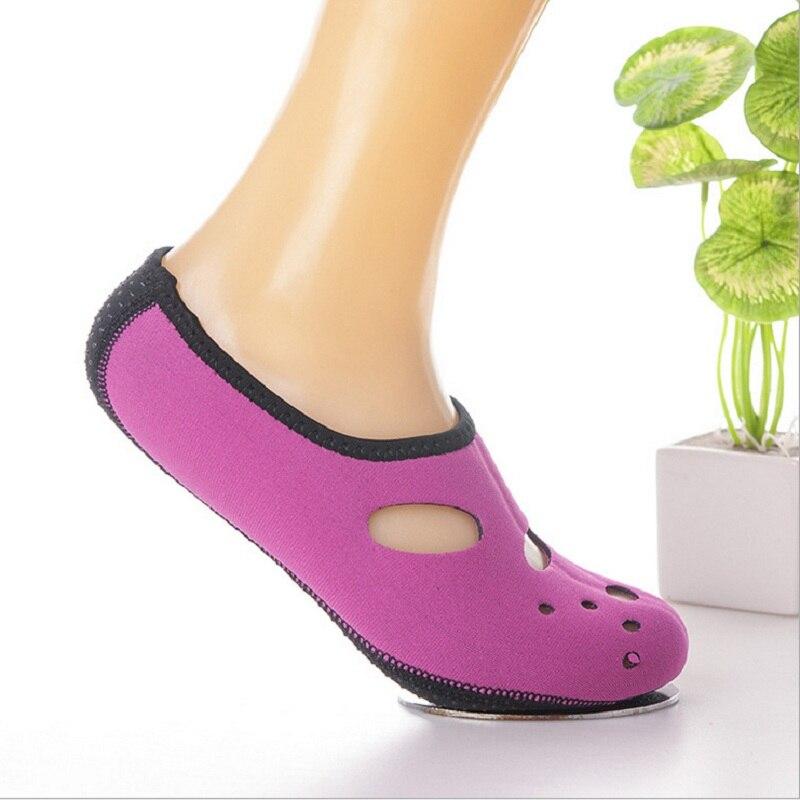 Soft Anti Slipping Beach Shoes Socks Winter Swimming Shoes Socks Diving Snkokelling Shoes For Man Woman