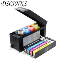 For HP PageWide 352dw 377dw 452dw 452dn 477dw 477dn 552dw 577dw P55250dw P57750dw printer ink cartridges CISS with ARC chip