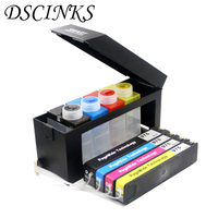 For HP PageWide 352dw 377dw 452dw 452dn 477dw 477dn 552dw 577dw P55250dw P57750dw printer ink cartridges CISS with ARC chip