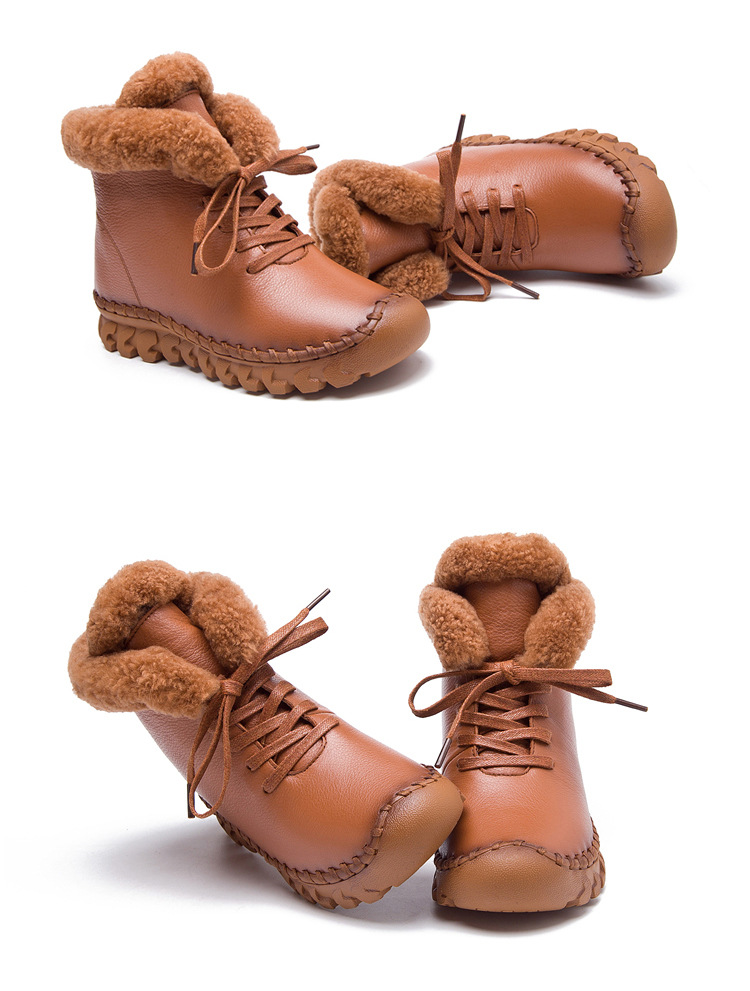 126c8ba9e5eb Detail Feedback Questions about A520 Warm Thick Cotton Winter Boots ...