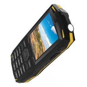 Image 3 - Blackview BV1000 IP68 الهاتف الذكي مقاوم للماء صدمات هاتف محمول وعر 3000mAh مصباح يدوي صغير