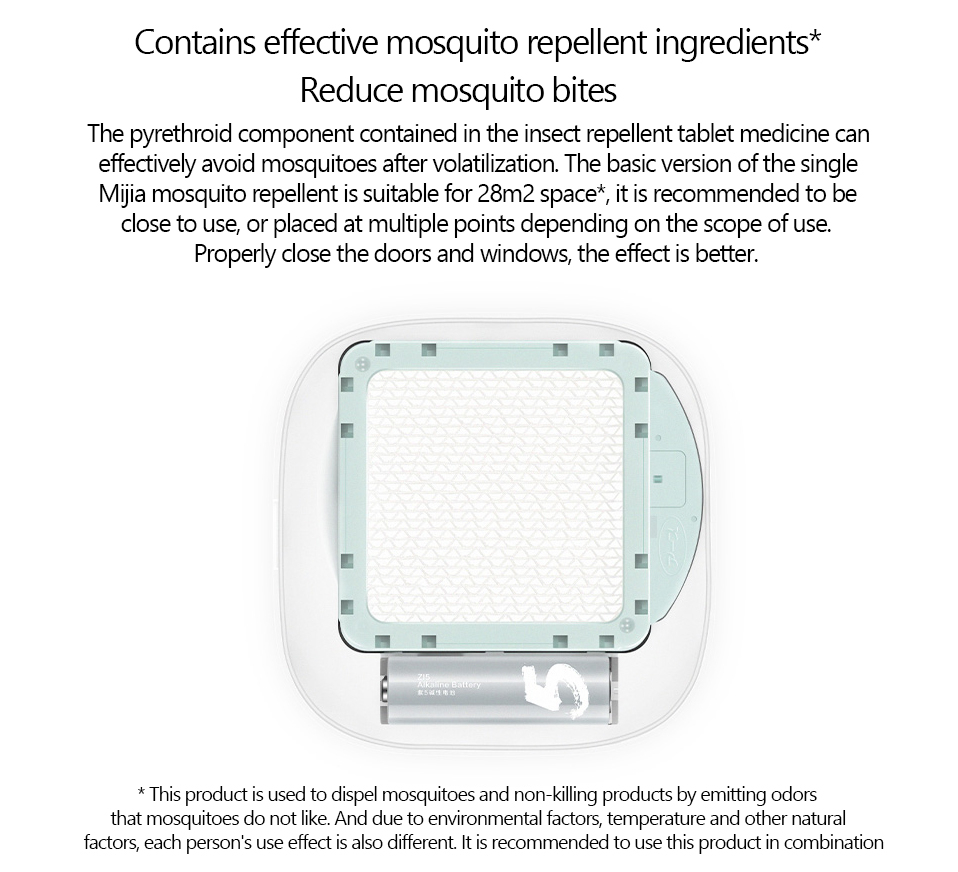 2019 New Xiaomi Mijia Mosquito Repellent Killer Smart Version Phone timer switch with LED light use 90 days Work in mihome AP (5)