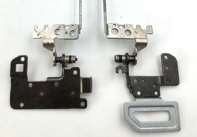 New laptop lcd dobradiças kit para acer e5-571 e5-571g e5-511 E5-521 E5-531 E5-551 E5-571 V3-572 série Tela da Série R & L