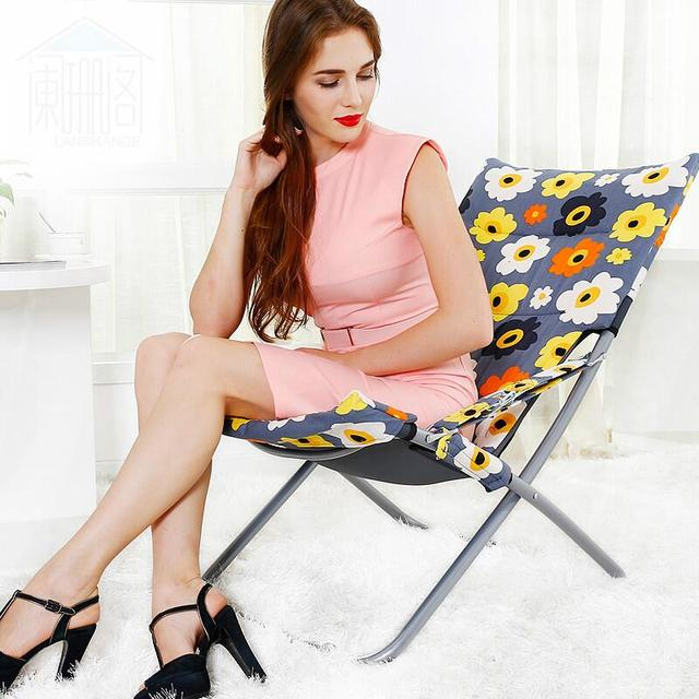 Excellent quality luxury pregnant women lying  sleeping chair office chair  foldable small in volume free dhipping