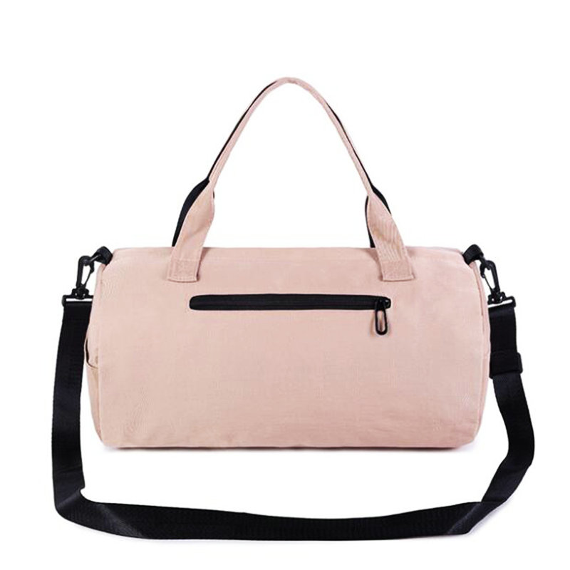 7ff865f2950a Sport Bag Women For Pink Gym Girl Waterproof Oxford Yoga Bag Lightweight  Outdoor Mens Travel Bag Camping Luggage Shoulder Bag -in Gym Bags from  Sports ...