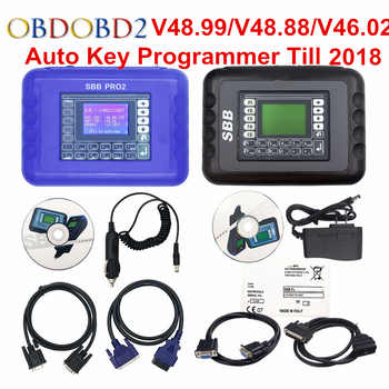 SBB Pro2 V48.88 V48.99 SBB V46.02 Auto Key Programmer Update of SBB V33.2 V33.02 Car Key Transponder SBB 48.88 46.02 Key Maker - SALE ITEM All Category