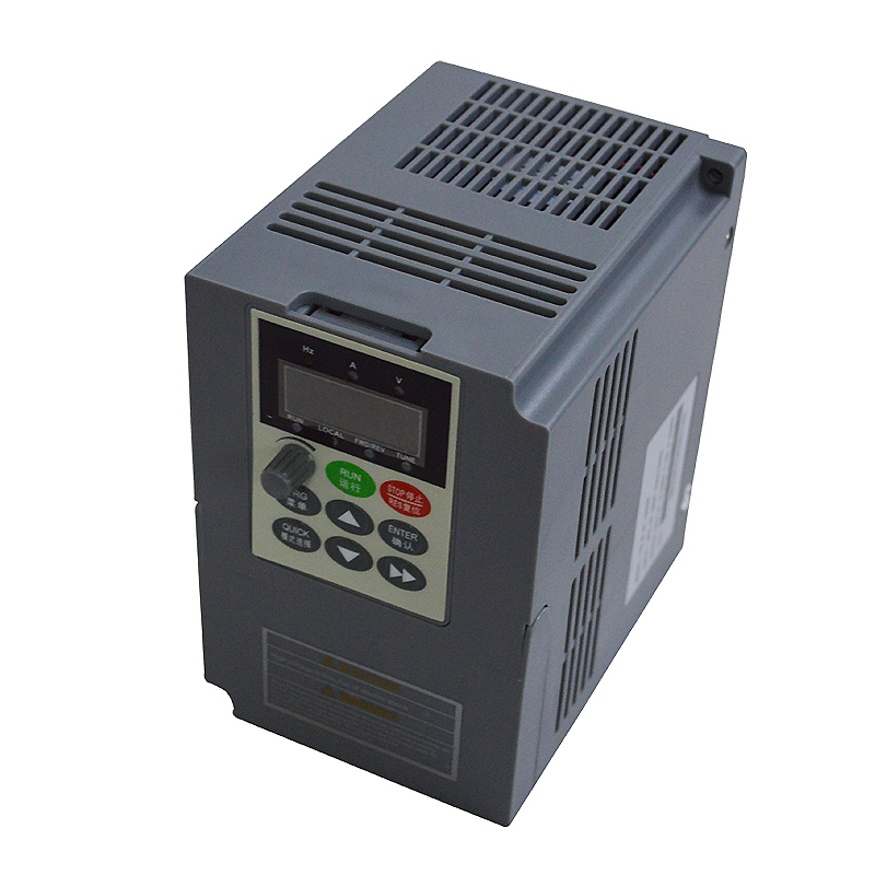 NEW 1500W 380V AC VFD Overloaded Vector Frequency Drive Inverter 1.5KW  400Hz  5.1A   For Blower Motor Input  Output 380V 3Phase