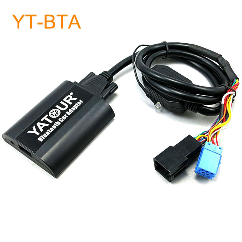 Yatour Car Bluetooth Adapter Kit for Factory OEM Head Unit Radio for Seat for Skoda for VW Golf Beetle Cabrio Jetta Passat yatour car bluetooth adapter kit for factory oem head unit radio for audi for skoda for vw golf eos jetta passat touareg touran