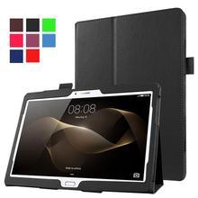 Para Lenovo TAB2 X30F Folio PU del soporte del cuero funda Para El Lenovo TAB 2 X30F A10-30 10.1 pulgadas protectora de la tableta caso de la cubierta