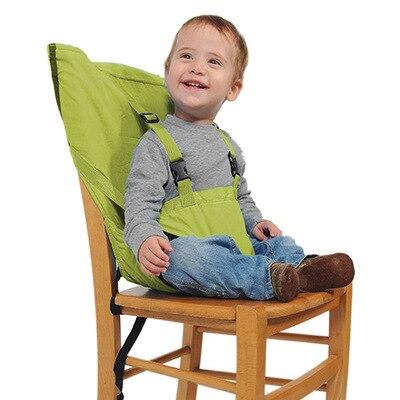 Seat Ремней Безопасности Кормление Стульчик Жгута Baby стул/Детский Стульчик Портативный Младенческая Столовая Сиденья Товаров Обед Председатель B0007