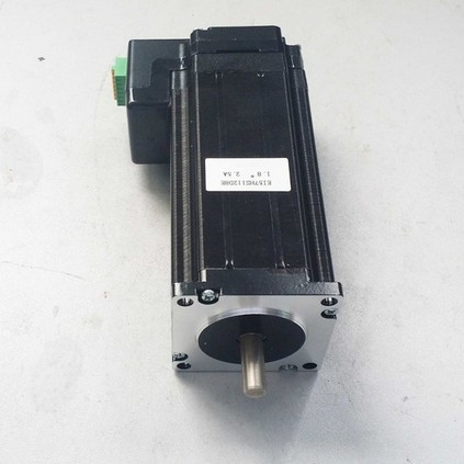 2pcs/lot 2 Phase NEMA23 Integrated Stepper Motor with Driver Window 24VDC 2.5A 2.4nm Torque POOL + DIR Control 5pcs lot intersil isl8121irz isl8121qfn 3v to 20v two phase buck pwm controller with integrated 4a mosfet drivers